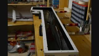 getlinkyoutube.com-how make mold of rc sailplane comment fabriquer un moule de planeur rc