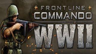 getlinkyoutube.com-Frontline Commando: WW2 (by Glu Games Inc.) - iOS / Android - HD Gameplay Trailer