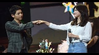 getlinkyoutube.com-[FULL] ENG SUB 160617 Song Joong Ki Chengdu Fan Meeting 송중기 청두팬미팅 (Guest: Song Hye Kyo 송혜교)