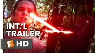 Star Wars: The Force Awakens Japanese TRAILER (2015) - Star Wars Movie HD