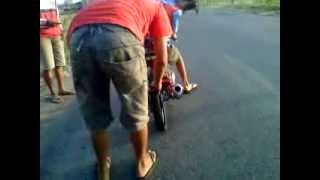 getlinkyoutube.com-setting satria FU OMR (POETRA B-THA) part 1