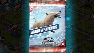 getlinkyoutube.com-ANDREWSARCHUS Pack - Jurassic World The Game