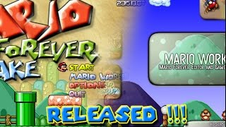 getlinkyoutube.com-Mario Forever Remake v3.2 + Mario Worker Remake v2.5 [RELEASE]