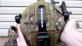 getlinkyoutube.com-Completed Ragnar FMA Maritime Helmet