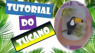 getlinkyoutube.com-tutorial do tucano (adesivos artesanais)