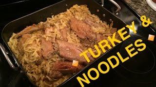 getlinkyoutube.com-Turkey & Noodles