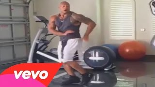 "getlinkyoutube.com-Dwayne ""The Rock"" Johnson Does The ""Hit The Quan"" Dance ! (#HitTheQuanChallenge Compilation)"