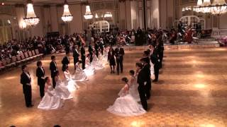 getlinkyoutube.com-Stanford Viennese Ball 2013 - Opening Procession and Honored Guests