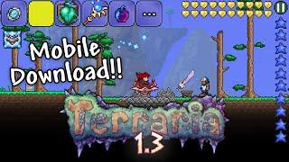 Terraria 1.3 Mobile Concept DOWNLOAD!