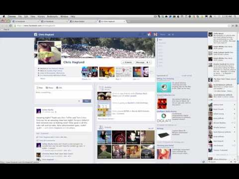 Facebook Graph Search Privacy Concerns - Be Careful What You Like