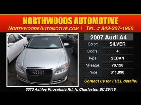 Audi Cars For Sale in North Charleston SC | Northwoods Automotive