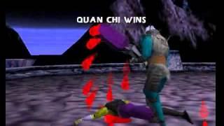 getlinkyoutube.com-TAS - MK4 Speedrun - Quan Chi