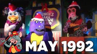 getlinkyoutube.com-May 1992 Segment 3 - Chuck E. Cheese's Hialeah, FL