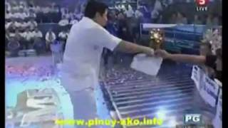 getlinkyoutube.com-Sagot ni Willie Revillame sa (Eat Bulaga) Jose Manalo as Willie Revillame
