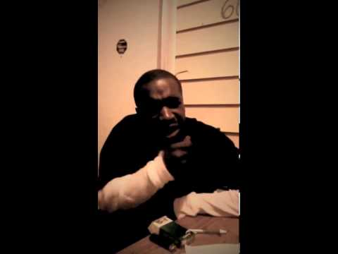 HOOD RAPPER SPITS RAW !!!!! UNCUT BARS