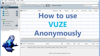 getlinkyoutube.com-How to Download Torrents Anonymously with Vuze (VPN + Proxy Setup Guide)