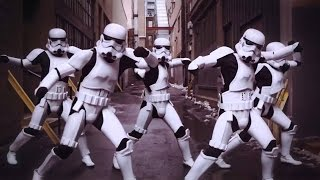 getlinkyoutube.com-CAN'T STOP THE FEELING! - Justin Timberlake (Stormtroopers Dance Moves & More) PT 6