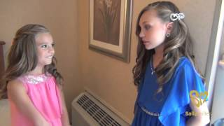 getlinkyoutube.com-Dance Moms Stars share exclusively with Sally: What's in my Dance Bag and on my Phone