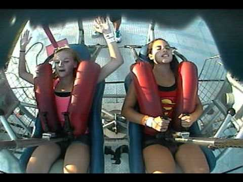 Sling Shot Girls Screaming