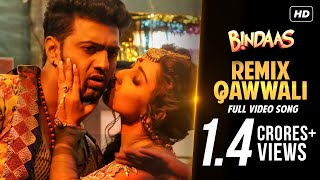 getlinkyoutube.com-Remix Qawwali | Bindaas | Dev | Sayantika | Srabanti | 2014