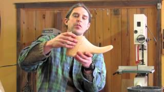 getlinkyoutube.com-how to make homemade hand crafted shoes.