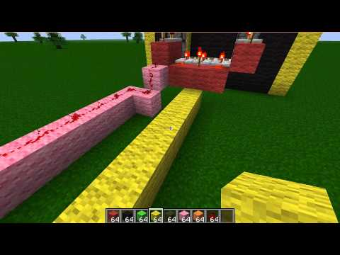 MINECRAFT-tutorial su come costruire un timer digitale
