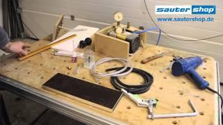 getlinkyoutube.com-Bauanleitung Vakuum Spanntisch unter 20 Euro n.Vorbild Festool VAC SYS selber machen  DIY #009