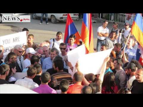 Karabakh residents to Warlick Agression continues and Safarov case is another proof