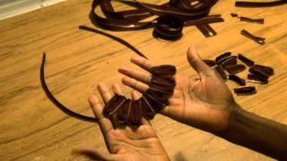 getlinkyoutube.com-DIY Zipper Jewelry - Freestyle Friday #30