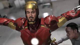 getlinkyoutube.com-Iron Man 2 - Official Prologue Trailer | HD