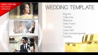getlinkyoutube.com-Wedding Mega Pack | After Effects template