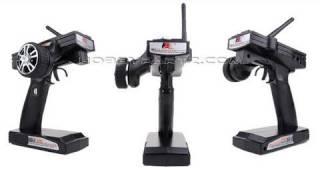 getlinkyoutube.com-Awesome FS-GT3B Digital 3ch 2.4ghz LCD Transmitter & Receiver