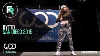 getlinkyoutube.com-Dytto | FRONTROW | World of Dance San Diego 2015 | #WODSD15