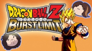 getlinkyoutube.com-Dragon Ball Z: Burst Limit - Game Grumps VS