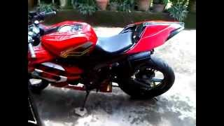 Yamaha R15 YZF-R15 Merah Red Supernova Indonesia