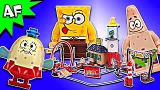 getlinkyoutube.com-Lego SpongeBob Mrs. PUFF's BOATING SCHOOL 4982 Speed Build