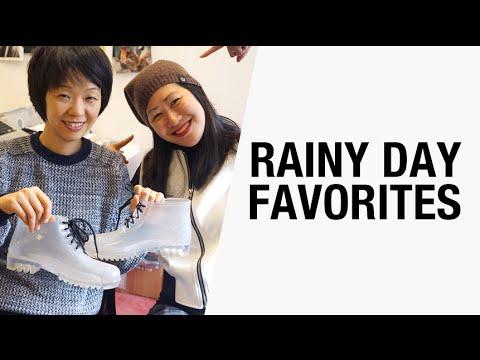 Rainwear - Rainy Day Favorites   Chictopia
