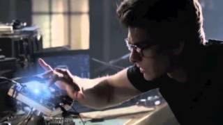 getlinkyoutube.com-Becoming Spider-Man (The Amazing Spider-Man Scene)