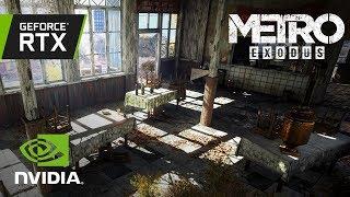 Metro Exodus - GeForce RTX Video