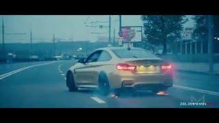 getlinkyoutube.com-BMW M4-Crazy Moscow City Driving (zelimkhanshm)