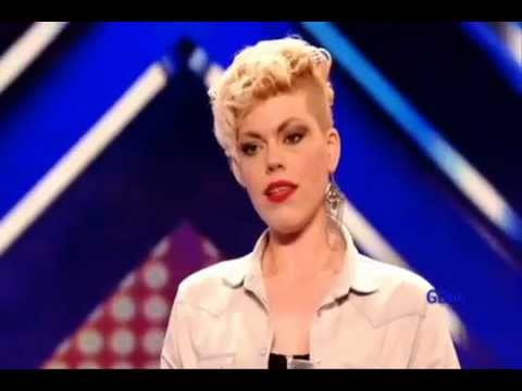 Angriest Contestant X Factor On  X Factor 2012