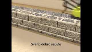 getlinkyoutube.com-ff Kako sagraditi gravitacijski potporni zid