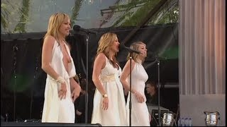 getlinkyoutube.com-Atomic Kitten - Dancing in the street - Live Party at the Palace DVD. HQ mp4