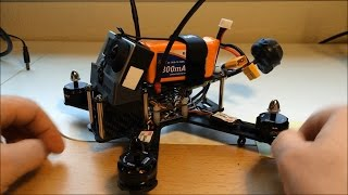 getlinkyoutube.com-FPV Racing Quadcopter Build / Timelapse / Instructional Video