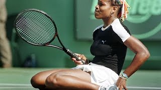 getlinkyoutube.com-Martina Hingis vs Serena Williams 1998 Miami Highlights