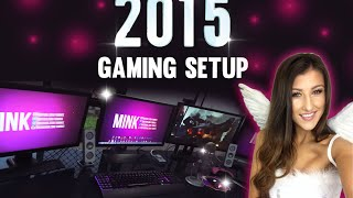 Gaming/Streaming Setup 2015 incl. tips and advice!