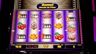 getlinkyoutube.com-Bally  Quick Hit Slot Bonus Win!