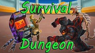 getlinkyoutube.com-Monster Legends - Mazmorra de supervivencia/Survival Dungeon Pt. 1