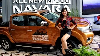 Nissan Launching All New NP300 Navara in Indonesia