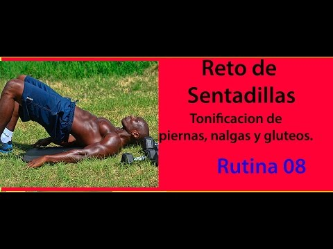 NALGAS FIRMES Y TONIFICADAS  RUTINA 08